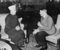 De grootmoefti bij Hitler