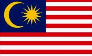 Vlag van Maleisie
