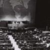 De Verenigde Naties stemmen in 1947 voor een Joodse en een Arabische staat