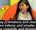 Christenen en Joden zijn inferieur, volgens de Palestijnse staatstelevisie.