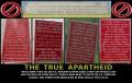 De ware apartheid