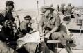 Hoofd Generealee Staf Rabin ontmoet veldcommandanten (1964)
