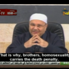 homosexuality death