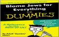 blame jews