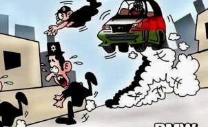 auto aanslag