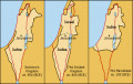 map ancient Israel