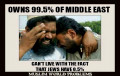 Arabs owns middle east