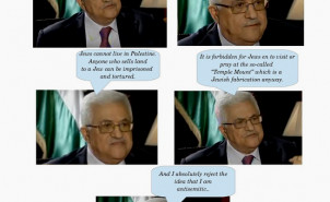 Abbas Not antisemitic