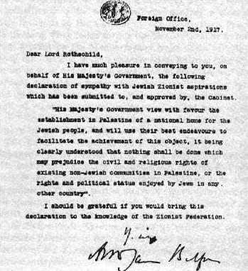 Balfour Declaratie