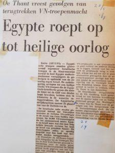 heilige oorlog 1967
