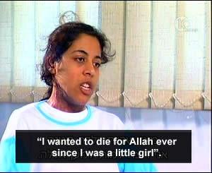 Al-Bass jeugddroom om te sterven voor Allah mislukte jammerlijk