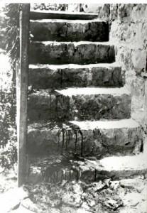 Het bloed stroomde letterlijk over straat bij het bloedbad van Hebron in 1929.