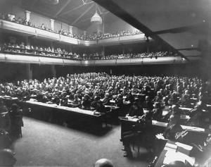 Vergadering van de Volkenbond