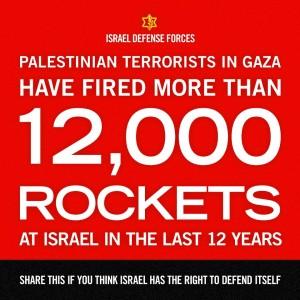 12000 raketten
