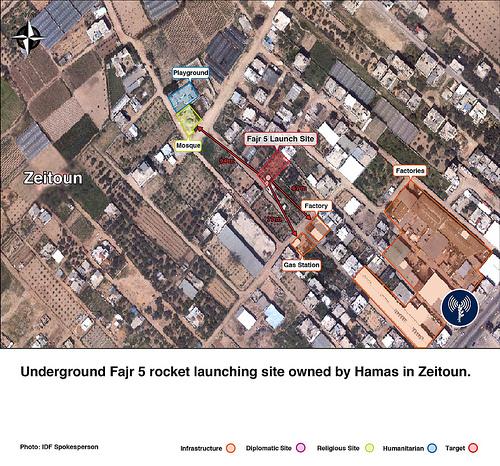 Fajr5 raket