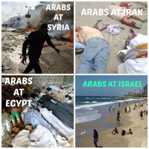 Arabieren in Israel
