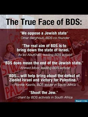 BDS face