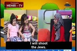shoot the jews
