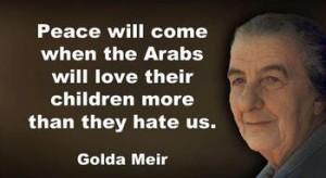 Golda Meir children