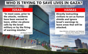 Who is saving lives in Gaza