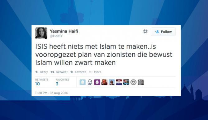 tweet haifa