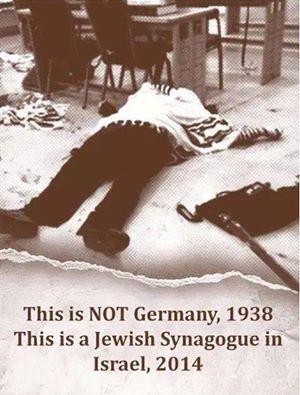 synagoge aanslag