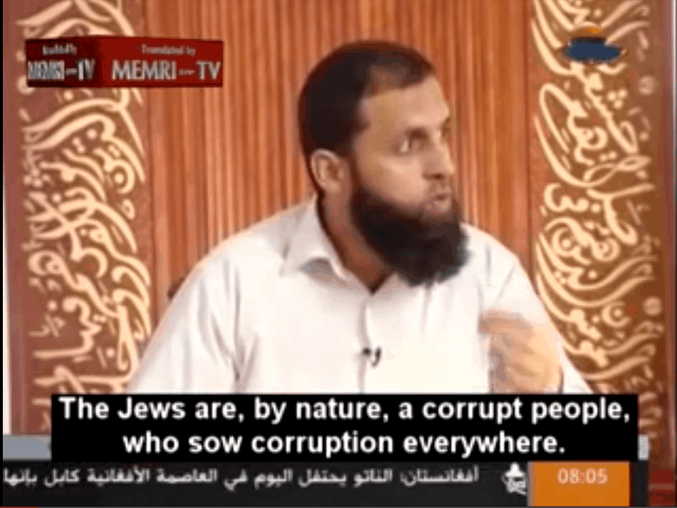 Jews-spread-corruption