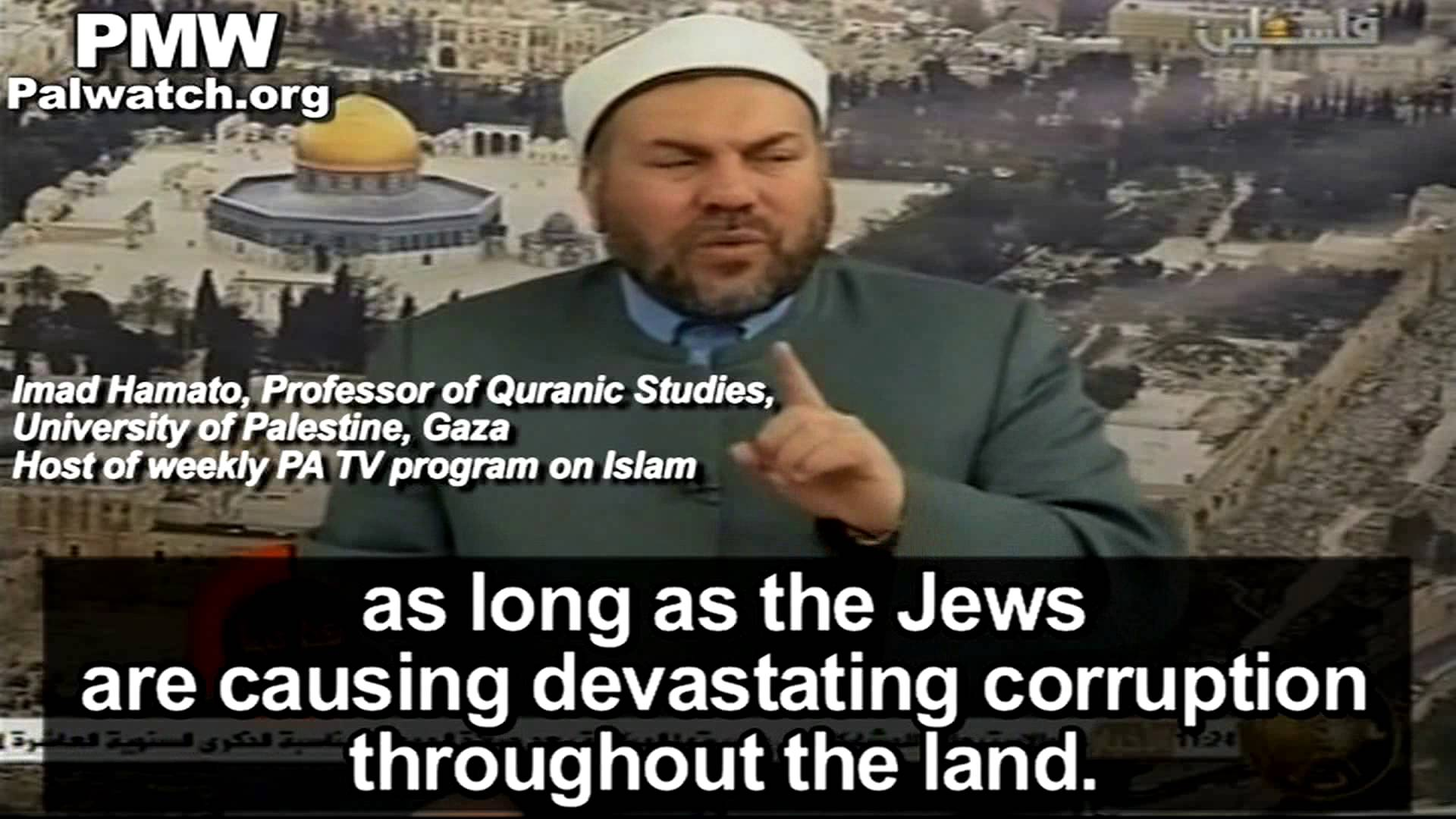 jews  are behind all the bad in the world