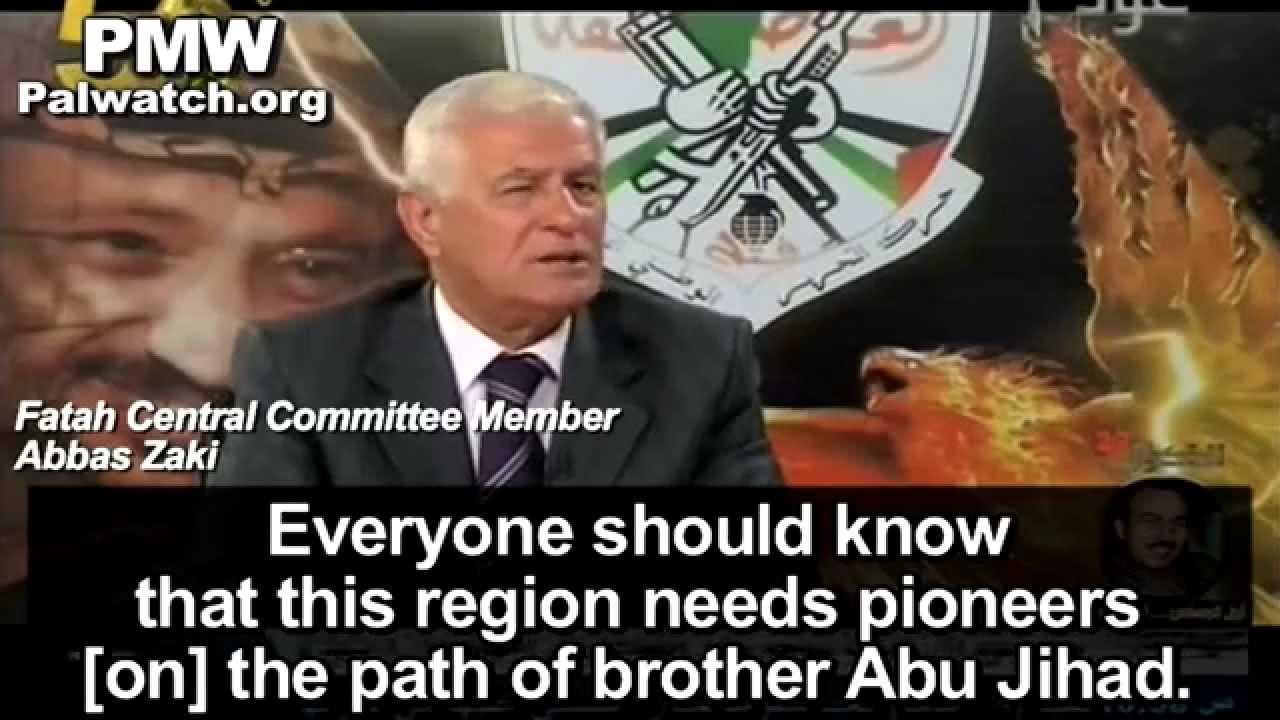 Abbas Zaki jihad