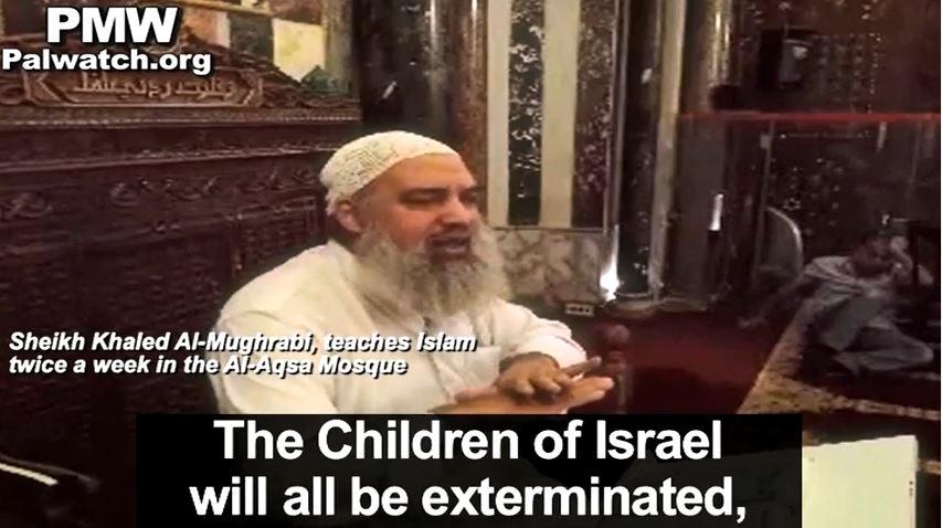 Mughrabi exterminate