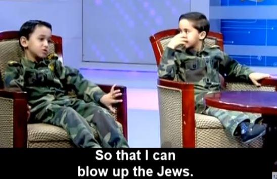 blow up jews