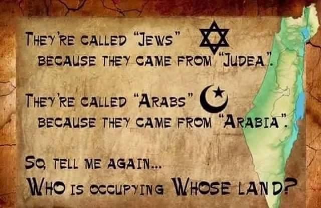 jews and arabs