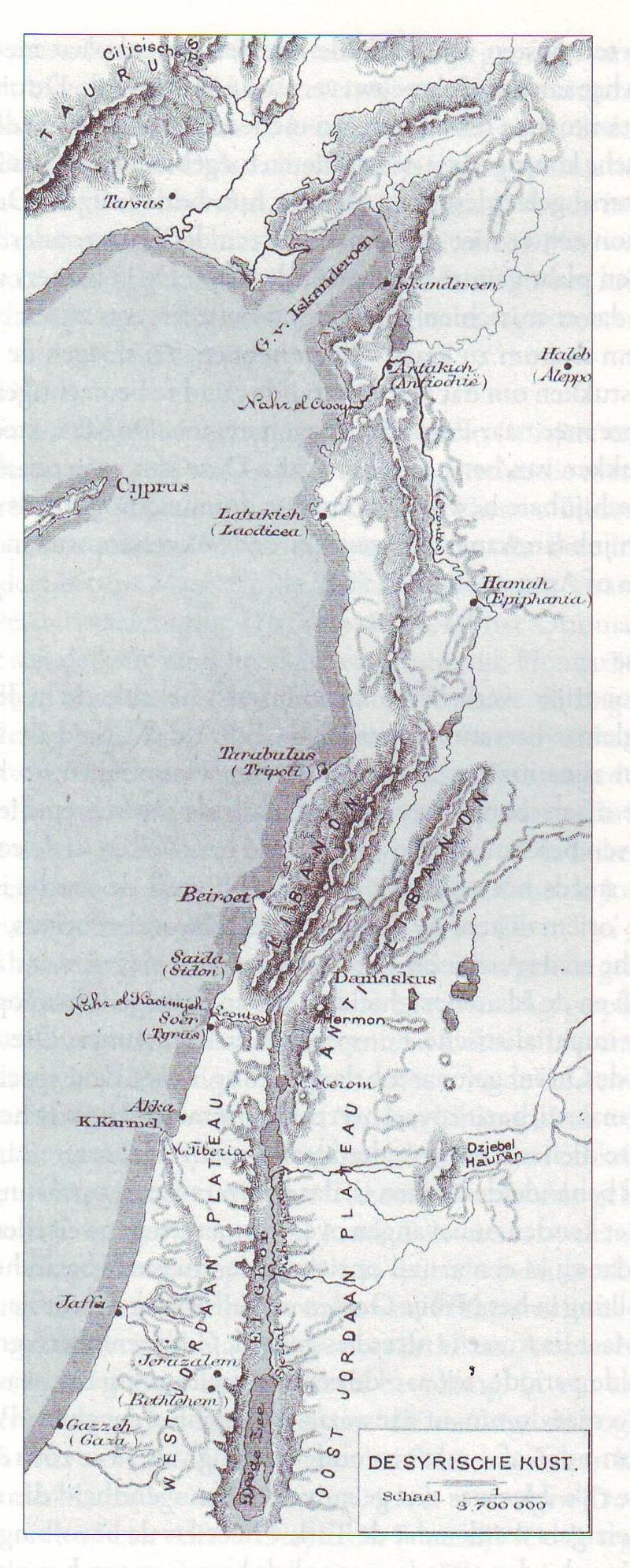 Eerste Bosatlas 1877