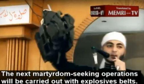 moskee explosievengordel