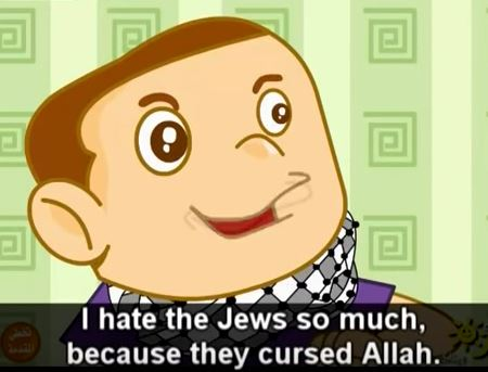 hate the jews