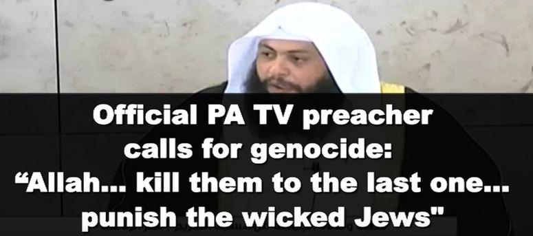 preacher genocide