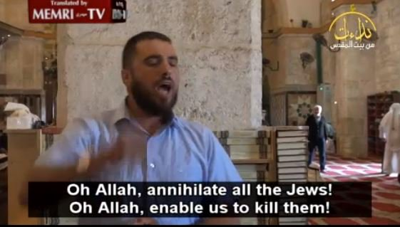annihilate jews