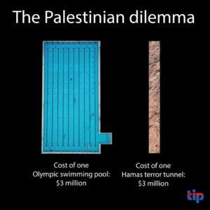 Palestinian dilemma