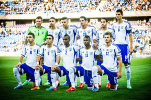 israel_line-up_against_norway