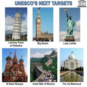 unesco next targets