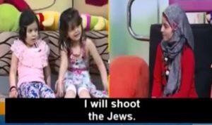 Hamas kleuter televisie