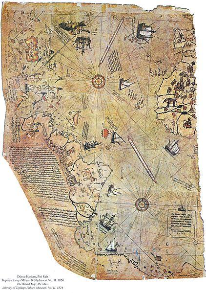 Piri_reis_world_map