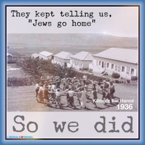 Jews go home