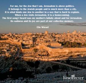 Jerusalem Elie_Wiesel