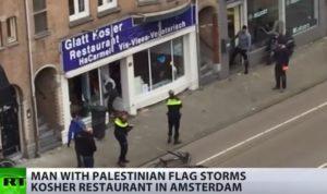 kosher restaurant Amsterdam