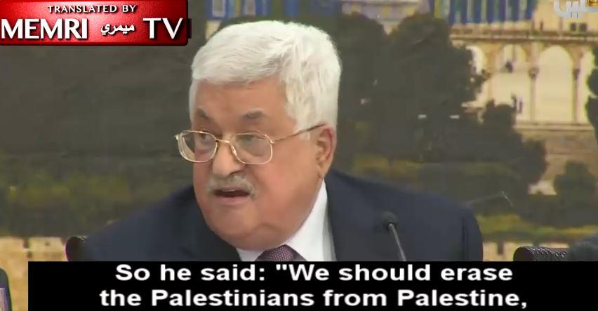 Abbas uitroeien
