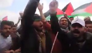 Gaza riots Kill the Jews