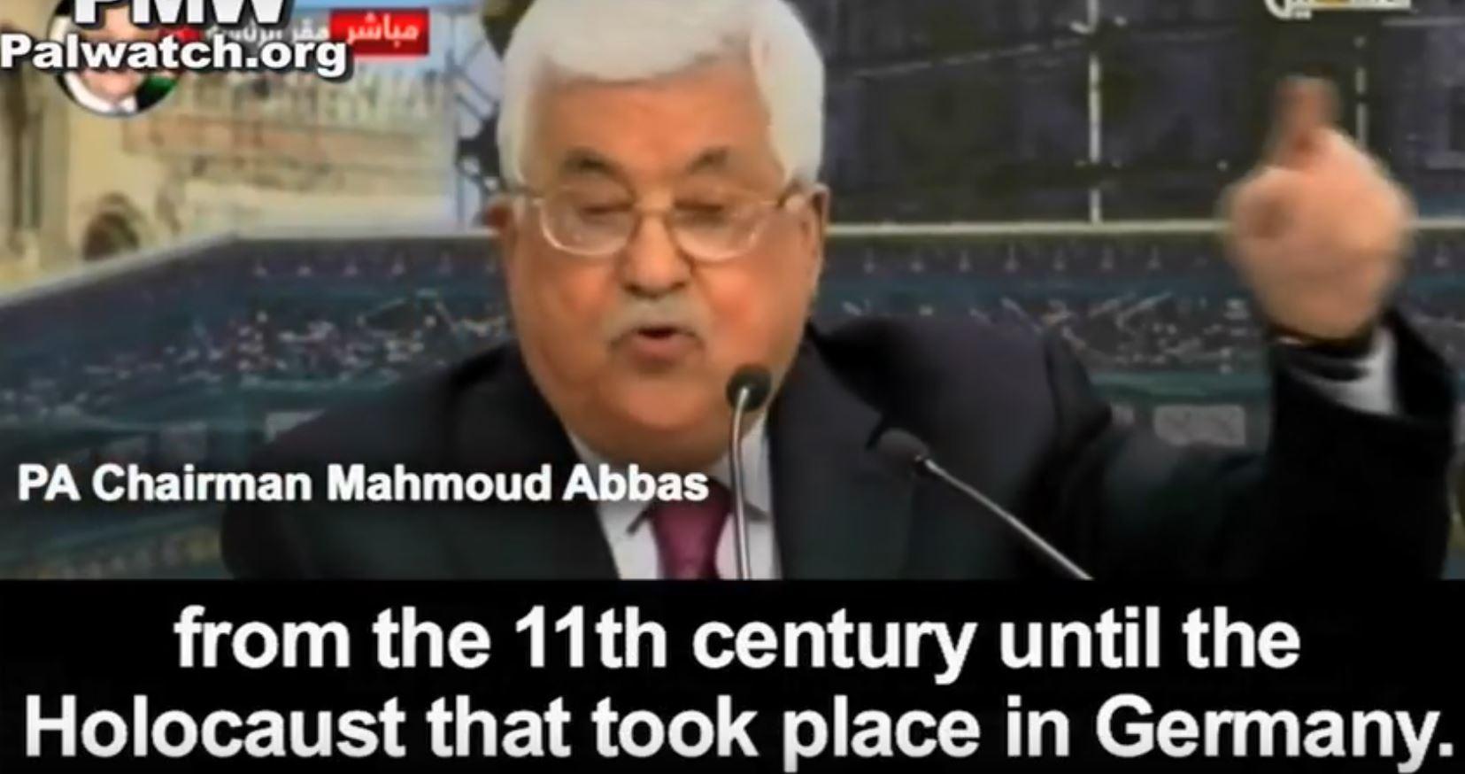 Abbas holocaust
