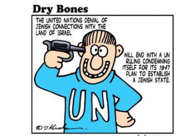 UN comdemnation