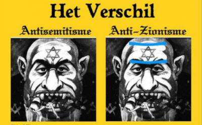 antisemitisme het verschil